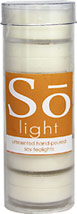 Soy Tea Light Candles Unscented