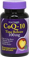 CoQ-10 100 mg Timed Release