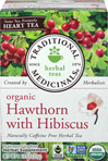 Organic Heart Tea with Hawthorn