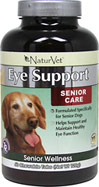 Senior Care Eye Support <B>From the Manufacturer's Label:</B> <P>Senior Care Eye Support is formulated specifically for senior dogs.  Helps support healthy eye function.</P>  60 Chewables  $18.99