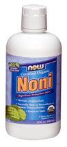 Organic Noni Superfruit Juice