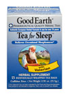 Tea for Sleep™ with Valerian <p><b>From the Manufactuer's Label:</b></p> <p>Caffeine Free</p> <p>Tea for Sleep™ provides relief for occasional sleeplessness.**  This premium herbal tea is formulated according to an authentic Swiss traditional recipe - a blend of herbs with a long  history of use in combination.</p> <p>Tea for Sleep™ was developed by Father Johannes Kuenzie, a widely known and highly respected Swiss herbalist, pastor, and