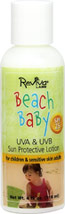 Beach Baby Protection Lotion SPF25 <p><strong>From the Manufacturer:</strong></p><p>SPF 25</p><p>UVA & UVB sun protective lotion</p><p>For children & sensitive skin adults</p><p>Special moisturizing formula smoothes on without a sticky or white film.</p><p>Beach baby is excellent protecion from sun exposure - perfect for a child's tender, sensitive skin.</p><p>Beach Baby is hypoallergeni