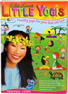 Little Yogis DVD Twin Pack <b><p>From the manufacturer:</p></b> <p>An enjoyable way to ensure your kids stay both active and well rested. Kids have fun with silly animals, catchy songs, games, and more as they reap the benefits of yoga exercise and relaxation. </p> <p>Live action, fun cartoons, music, and games for a lifetime of health and happiness</p> <p>With Wai Lana's award-winning Little Yogis DVDs, kids have a ball pretending to be