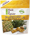 100% Certified Organic Dried Pineapple