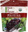 Organic Sun-Dried Raisins