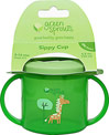 Sippy Cup Green <p><b>From the manufacturer:</b></p><p>3 to 12 months</p><p>BPA Free</p><p>Flip up Spout</p><p>Easy-grip handles</p>  1 Each  $5.99
