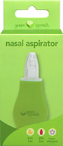 Nasal Aspirator <p><b>From the manufacturer:</b></p><p>Safely remove excess mucus</p><p>Soft silicone tip</p><p>Removable tip for easy cleaning</p><p>Non-toxic and latex, BPA & PVC free</p><p>Soft & non-porous</p><p>Hypoallergenic & hygienic</p>  1 Each  $4.99