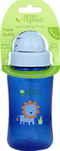 Aqua Bottle Royal <p><b>From the manufacturer:</b></p><p>24 months +</p><p>BPA free</p><p>10 oz non-spill aqua bottle</p><p>Extra straw included</p><p>Interchangeable</p>  1 Each  $5.99