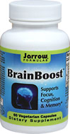 Brain Boost We are proud to bring you Brain Boost . Look to Puritan's Pride for high quality products and great nutrition at the best possible prices  60 Capsules  $17.99