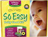 So Easy Baby Food Kit <p><b>From the manufacturer:</b><p>Make it Natural</p><p>Make it Fresh</p><p>Kit includes cookbook, 2 freezer trays, How-to DVD, Nutrition card</p><p>When your baby is ready to start on solids, the So Easy Baby Food Kit will help you prepare healthy, natural, age-appropriate foods at home.</p>  1 Piece  $22.99