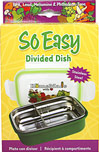 So Easy Divided Dish <p><b>From the manufacturer:</b></p><p>Perfect for baby & toddler foods and lunchboxes</p><p>Movable divider keeps food separate</p><p>Airtight lid</p><p>Spill-proof</p><p>Keeps food fresh</p><p>Great for on-the-go</p><p>Double body construction</p><p>Separates for easy cleaning</p><p>Keeps food warm & cool longer</p><p>Outside she