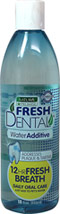 Fresh Dental Water Additive <B>From the Manufacturer's Label:</B> <P>Naturel Promise's natural Water Additive is developed to provide dogs and cats with essential daily oral hygiene care. Naturel Promise's natural Water Additive promotes healthy gums and eliminates bad breath for up to 12 hours.</P> 18 oz Bottle  $14.99