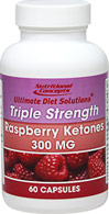 Raspberry Ketones 300 mg