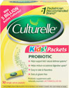 Culturelle® Kids! Probiotic Powder <p><strong>From the manufacturer:</strong></p><p></p><p>Helps support kids' natural immune systems**</p><p>Helps with digestive support**</p><p>Easy to take & flavorless</p><p>Dairy & gluten free</p><p>Supporting kids' natural defense systems is important to promoting their overall health as well as helping with occasional digestive distress.**