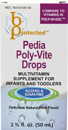 Pedia Poly-Vite Drops