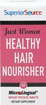 Just Women Healthy Hair