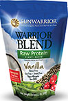 Sun Warrior Raw Protein Blend Vanilla