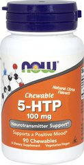 5-HTP 100 MG Chewable