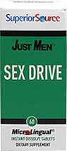 JUST MEN SEX DRIVE