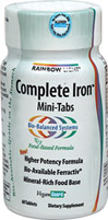 Complete Iron™ Mini Tabs