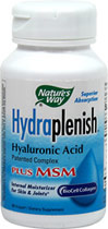 Hydraplenish® Hyaluronic Acid Plus MSM