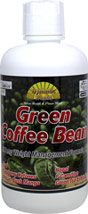 Green Coffee Bean with Svetol® Liquid