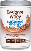 Sustained Energy Premium Protein Chocolate Velvet