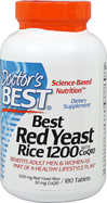 Red Yeast Rice 1200 with CoQ10