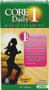 Core Daily Women Multivitamin