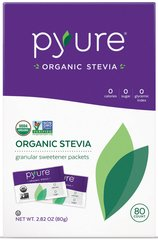 Organic Stevia Sweetener Packets