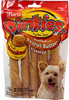 Oinkies Pig Skin Peanut Butter Twists