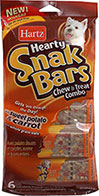 Hearty Snak Bars Sweet Potato & Carrot