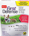 First Defense Topical Treatment for Dogs 23-44 lbs
