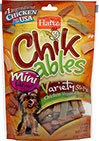 Chikables Chicken Veggie Cheese Variety Strips