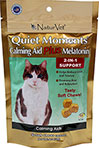 Quiet Moments Calming Cat plus Melatonin Soft Chews