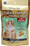 Hairball Plus Vitamin Soft Chews