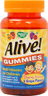 Alive! Gummies for Children