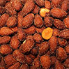 Fire Roasted Tomato Almonds