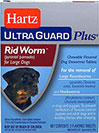 Ultra Guard Rid Worm for Large Dogs