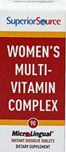 Women'S Multi-Vitamin Complex