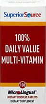 One Daily Value Multi Vitamin