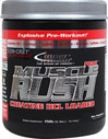 Muscle Rush Blue Raspberry