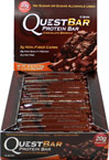 Quest Protein Bar Chocolate Brownie