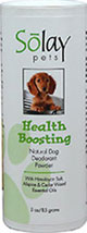 Health Boosting Dog Deodorant Powder