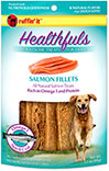 Healthfuls Wholesome Treats for Dogs Salmon Filets