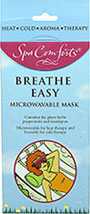 Spa Comforts Breathe Easy Face Mask