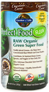 Perfect Food® Raw Organic Green Super Food Chocolate