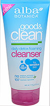 Good & Clean™ Daily Detox Foaming Cleanser