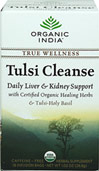 Organic Cleanse Tulsi Tea